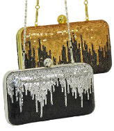 Spangle Evening Purse