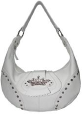Queen Collection Genuine Leather Hobo