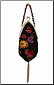Aliz Embroidery Evening Bag