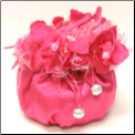 Flower Pouch Fashion Handbag