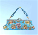 Aliz Genuine Stones Evening Bag (SKU: T84)