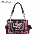Montana West Scripture Bible Verse Collection Handbag