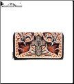 Montana West Spiritual Collection Secretary Style Wallet