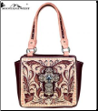 Montana West Spiritual Collection Trapezoid Tote